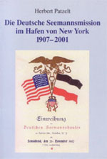 Dedication of the German Seamen's Home -- cover
